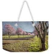 The Promise That Spring Makes Weekender Tote Bag