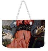 The Prophet Zachariah Weekender Tote Bag