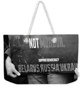 The Protest E Weekender Tote Bag