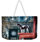 The Public Library 1955 Weekender Tote Bag