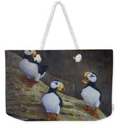 The Puffin Report Weekender Tote Bag