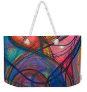 The Pulse Of The Heart Lies Strong Weekender Tote Bag