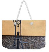 The Pump At St Goar Am Rhein Weekender Tote Bag
