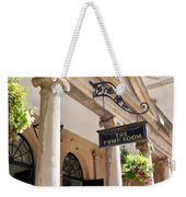 The Pump Room Weekender Tote Bag