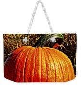 The Pumpkin Weekender Tote Bag