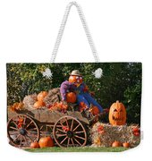 The Pumpkin Farmer Weekender Tote Bag