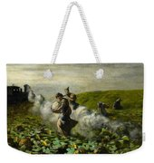 The Pumpkin Harvest Weekender Tote Bag