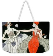The Purchase  Weekender Tote Bag by Georges Barbier