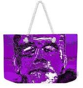 The Purple Monster Weekender Tote Bag