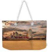 The Queen City Cincinnati Weekender Tote Bag