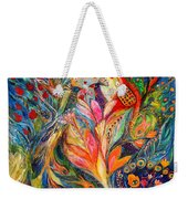 The Queen Lillie Weekender Tote Bag