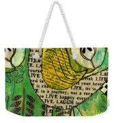 The Queen Of Pears Weekender Tote Bag