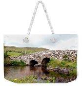 The Quiet Man Bridge Weekender Tote Bag