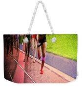 The Race By Jrr Weekender Tote Bag