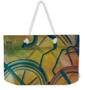 The Race Weekender Tote Bag