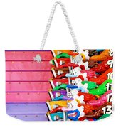 The Race Is On Weekender Tote Bag