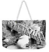The Rail Bridge Weekender Tote Bag