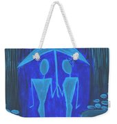 The Rainy Day Weekender Tote Bag