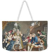 The Rake In Prison, Plate Vii, From A Weekender Tote Bag