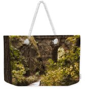 The Ramble Stone Arch Weekender Tote Bag