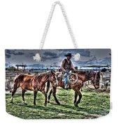 The Ranch Weekender Tote Bag