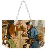 The Rat Trap Seller From Cries Weekender Tote Bag