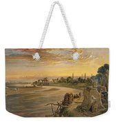The Ravee River, From India Ancient Weekender Tote Bag