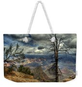 The Raven's Perch Weekender Tote Bag