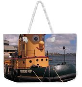 The Real Theodore Tug Boat Lives In Halifax Weekender Tote Bag