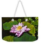 The Really Fancy Bloom Weekender Tote Bag