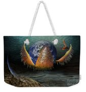 The Rebirth Of The Earth Weekender Tote Bag