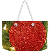 The Red Ball Weekender Tote Bag