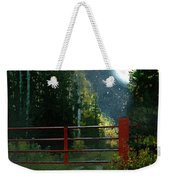 The Red Gate Weekender Tote Bag
