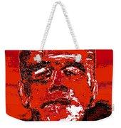 The Red Monster Weekender Tote Bag