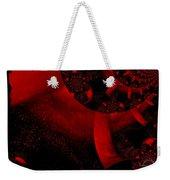 The Red Planet Cometh Weekender Tote Bag