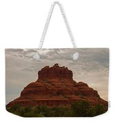 The Red Rocks Of Sedona Weekender Tote Bag