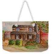 The Red Sleigh Shoppe Weekender Tote Bag
