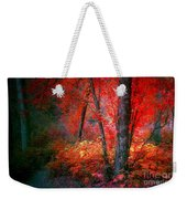 The Red Tree Weekender Tote Bag