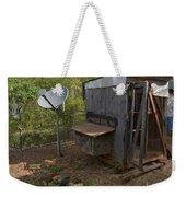 The Redneck Chicken Coop Weekender Tote Bag