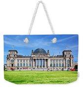 The Reichstag Building Berlin Germany Weekender Tote Bag