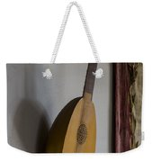 The Renaissance Lute Weekender Tote Bag