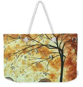 The Resting Place By Madart Weekender Tote Bag