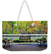 The Resting Spot Weekender Tote Bag