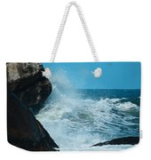 The Restless Sea Digital Art Weekender Tote Bag