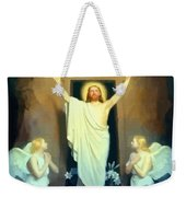 The Resurrection Of Christ By Carl Heinrich Bloch  Weekender Tote Bag