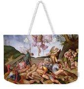 The Resurrection Of Christ, Florentine School, 1560 Weekender Tote Bag