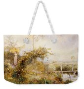 The Return From The Harvest Field Weekender Tote Bag by John William North