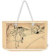 The Ride Of Paul Revere Weekender Tote Bag