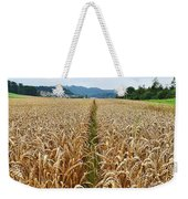 The Right Lane Weekender Tote Bag