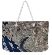 The Rio Grande River-arizona  Weekender Tote Bag